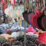 Zondagse markt in San Juan de los Terreros