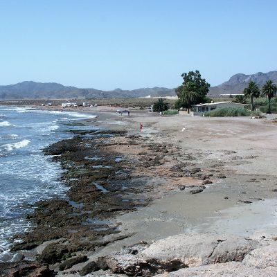 Playa La Entrevista in San Juan de los Terreros